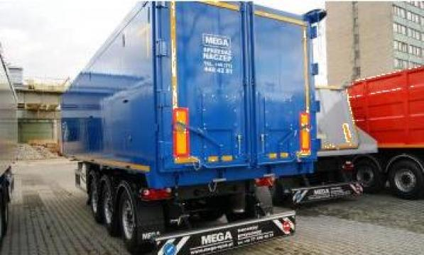Semiremorca basculabila - transport cereale Mega 55AT