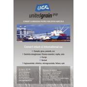 Grau, floarea-soarelui, porumb, orz, soia, rapita de la United Grain Grup Srl