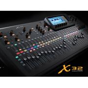 Mixer audio digital X32 de la Sc Miva Com Srl