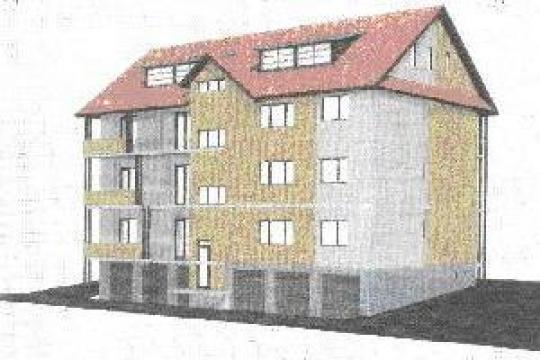 Apartamente 3 camere in bloc nou - Zorilor