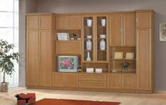 Mobilier sufragerie lemn masiv de la Plastalmob