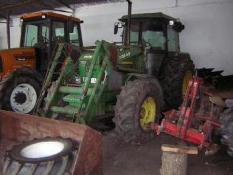 Tractor John Deere de la I.t.p. Agri Srl