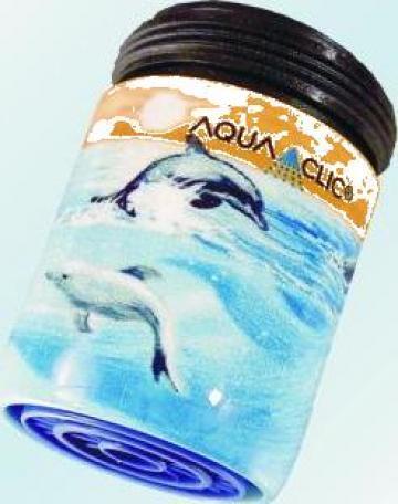 Robinet apa dus AquaClic de la Loge Emprise. Ro S.r.l