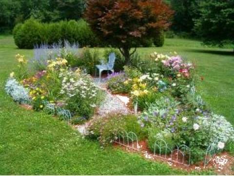 Amenajari gradini, parcuri, spatii verzi de la Triumf Gardening