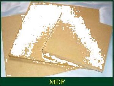 Placi MDF grosimi 3,1/4/6/10/12/16/18/19/11/25 mm de la Compil Pipera S.a.