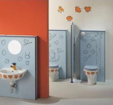 Articole sanitare pentru baie copii