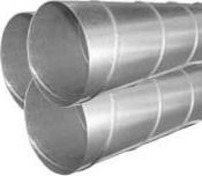 Tubulatura circulara Spiro pentru ventilatii de la Pro Cad- Com