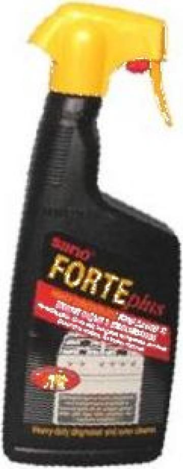 Degresant pentru cuptor Sano Forte Plus 750ml de la G & G Paper Srl