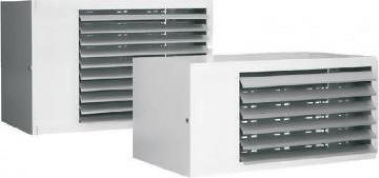 Generator aer cald pe Gaz de la Clima Design Srl.