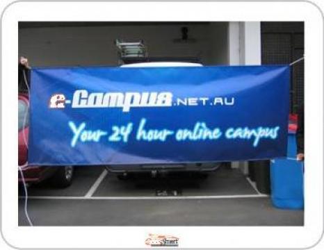 Banner outdoor 2m x 1m de la Gama Eurogrup