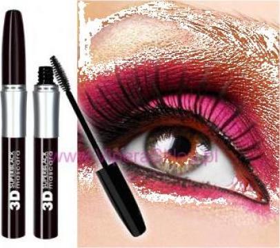 Rimel Mascara Vipera 3D Super black de la Essence Cosmetics