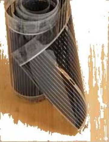 Incalzire electrica in pardoseala cu film flexibil imprimat de la S.c. Boiler & Pipes S.r.l