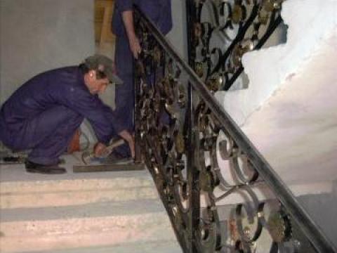 Balustrade scari interioare de la Alexdor Impex Srl
