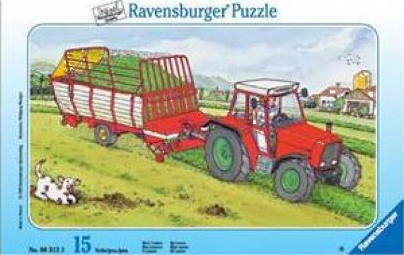 Puzzle copii gradinita de la Solar Systems Srl