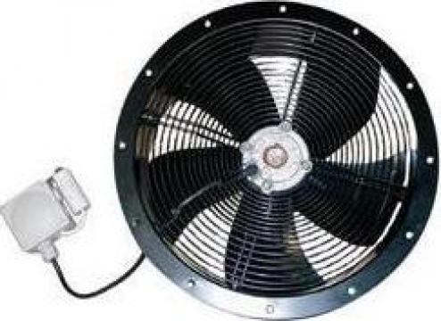 Ventilator axial pentru tubulatura de la Clima Design Srl.