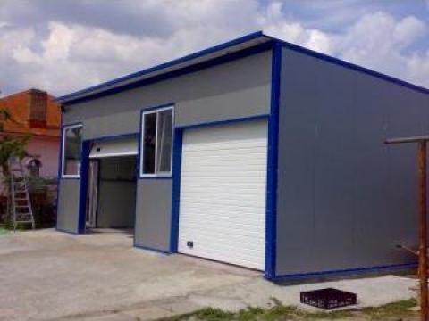 Service auto, garaje, ateliere auto de la Sand Montaj Srl