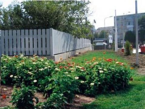 Garduri PVC Los Angeles de la Spectrum Construct