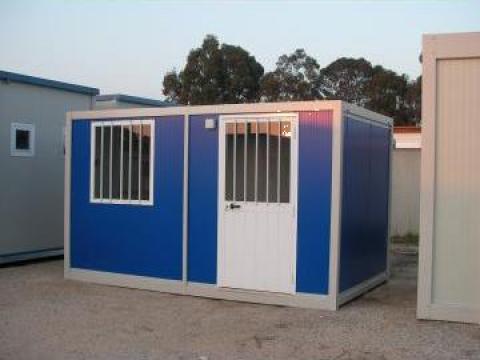 Container/baraca santier de la Da& Do Trading S.r.l.