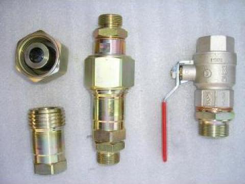 Cupla hidraulica rapida