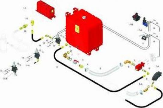 Kit de basculare de la Sisteme Hidraulice Srl