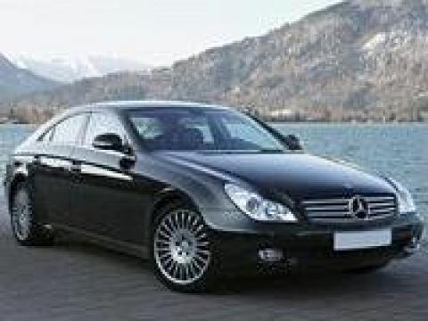 Inchiriere autoturism Mercedes CLS 500 AMG de la Php Rent A Car