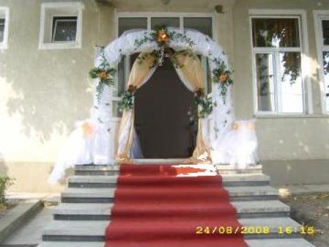Arcada pentru nunti de la Sc Gherasim Srl