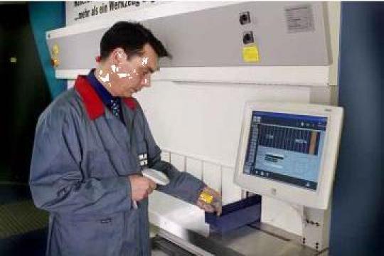 Depozit automatizat Lockomat de la Elmas