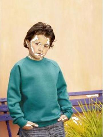 Imbracaminte pentru copii Kids Raglan Sweat de la Sc Stil Media Srl