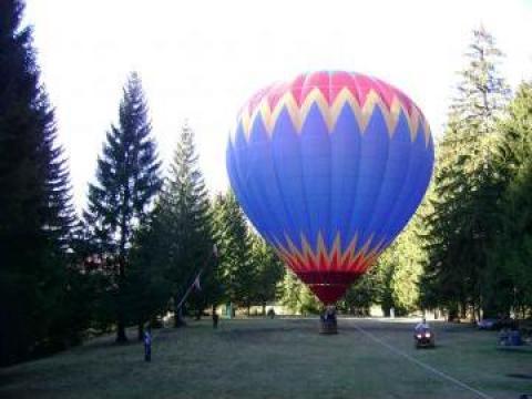 Zboruri de agrement cu balon cu aer cald de la Excelsior Company