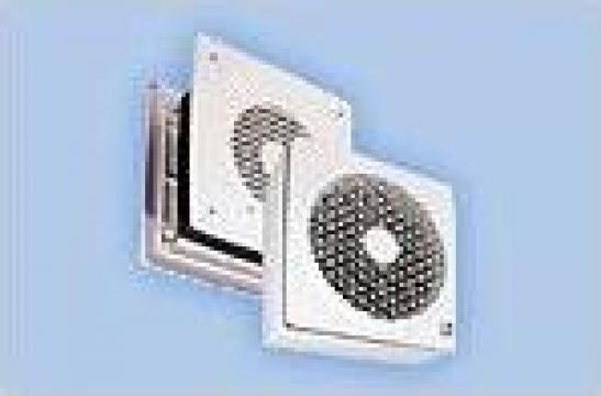 Ventilator axial de geam de la Clima Design Srl.