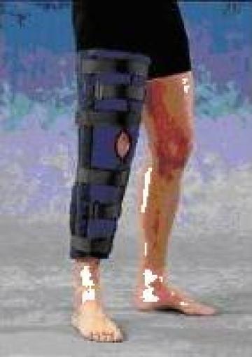 Orteze mobile pentru genunchi