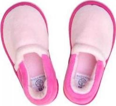 Papuci de casa roz Mothercare de la Makeupart