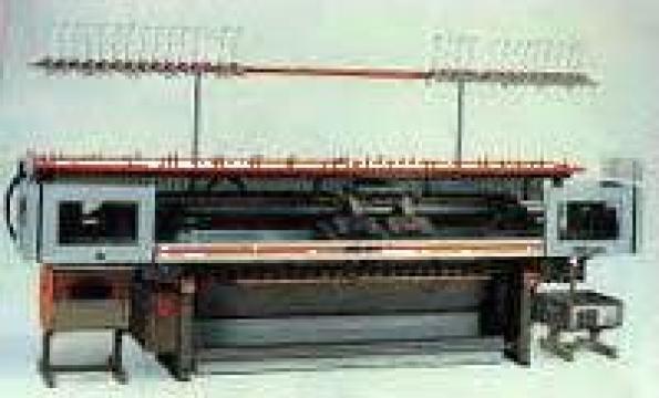 Masini de tricotat Stoll CNCA 3b si 3kt de la Gill