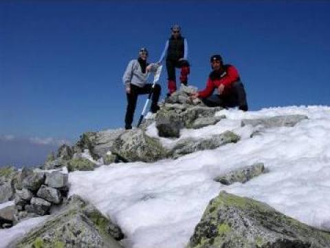Excursie iarna in Retezat