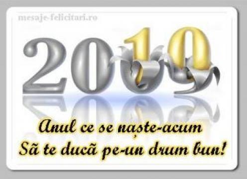 Felicitari de Anul Nou de la Mesaje-felicitari.ro