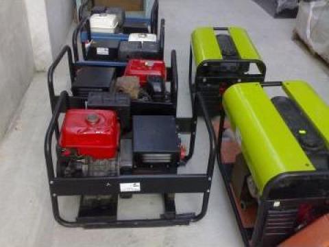 Reparatii aparate de sudura, compresor de aer, mai compactor de la Sudofim Serv Srl