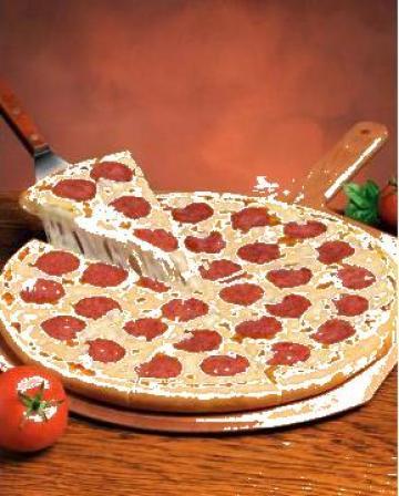 Pizza -tiramisu - crema zahar ars de la S.c. Tele Pizza S.r.l.