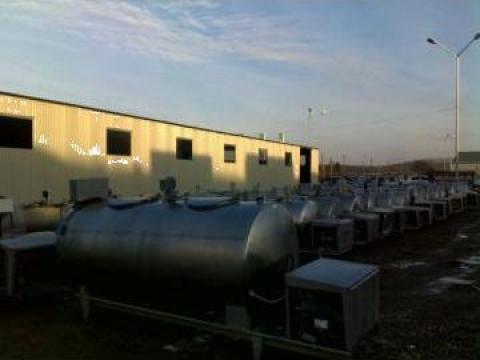 Tancuri de racire lapte de la Profil Grup Srl