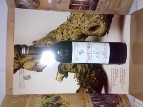 Vinuri de rezerva spaniole de la Francisco Martinez