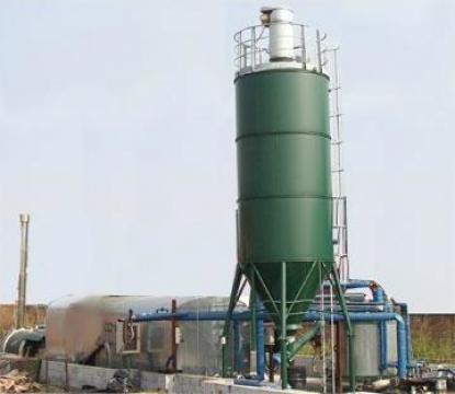 Centrale producere emulsie bituminoasa modificata
