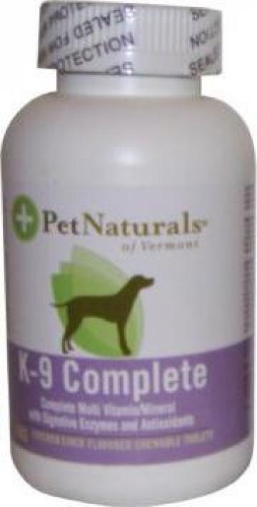 Supliment nutritional pentru caini K-9 Cmplete