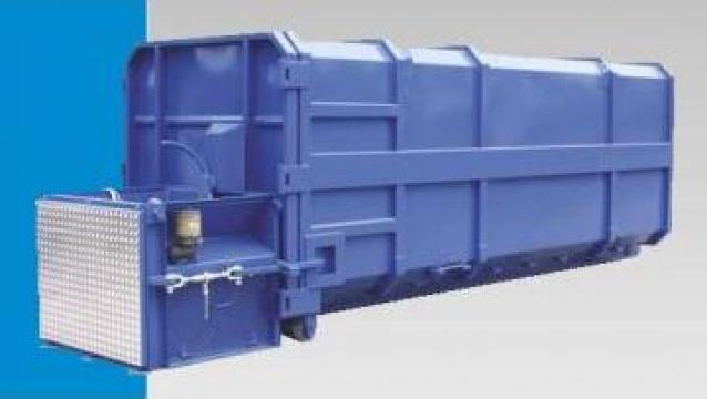 Compactor deseuri constructii