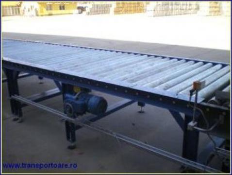 Transportoare de paleti cu role antrenate de la Sps Company