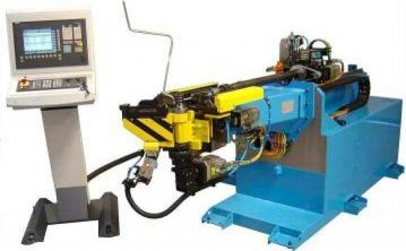 Masina electrica de profilat tevi de la Artem Group Trade & Consult Srl