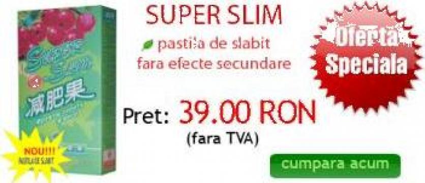 Capsule pentru slabit Super Slim de la Distrifarm