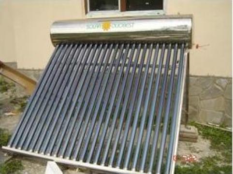 Instalatii solare apa calda si aport caldura 12 luni de la Panouri Solare