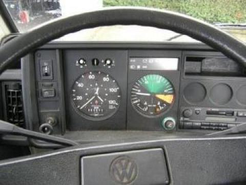 Autoplatforma Volkswagen LT 35 long, aluminiu