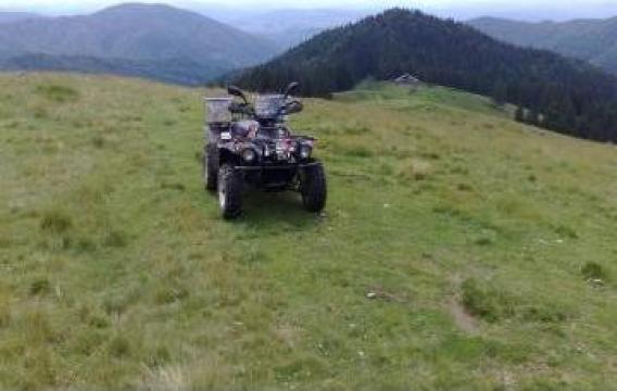 Inchirieri ATV, excursii montane cu ATV de la Ndc Consulting Srl