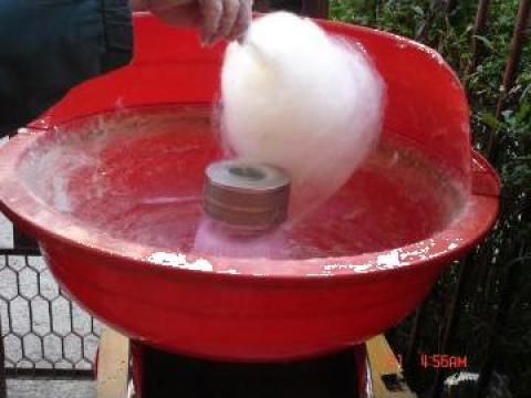 Masina de facut vata de zahar de la Nicol Alpin Srl.