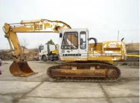 Excavator Liebherr Litronic 912 de la Daf & G Construct Srl